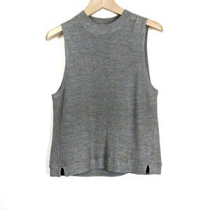 Aritzia Wilfred Free Sleeveless Sweater Tank